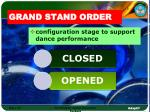 grand stand order