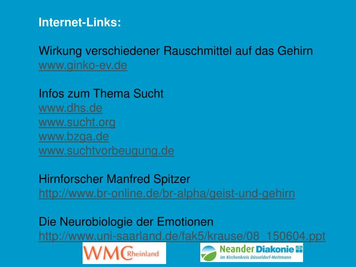 Internet-Links: