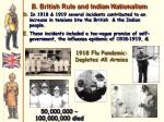 b british rule and indian nationalism1