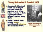 young mohandas k gandhi 18761