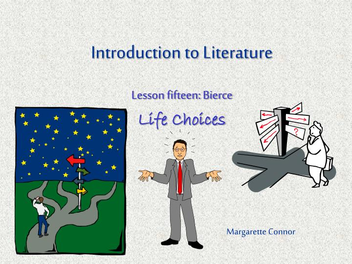 introduction to literature n.