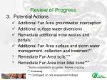 review of progress2