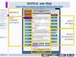 outils site web http www er uqam ca nobel k15303 index html