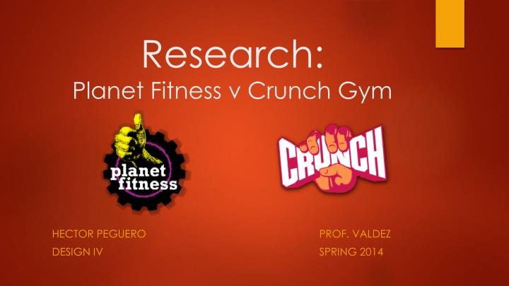 research planet fitness v crunch gym n.