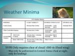 weather minima3