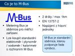 co je to m bus