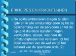 principes en krachtlijnen1