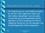 principes en krachtlijnen8