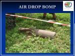 air drop bomp