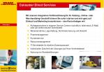 consumer direct services