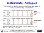 instrumental analogues1