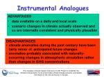 instrumental analogues3