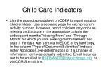 child care indicators10
