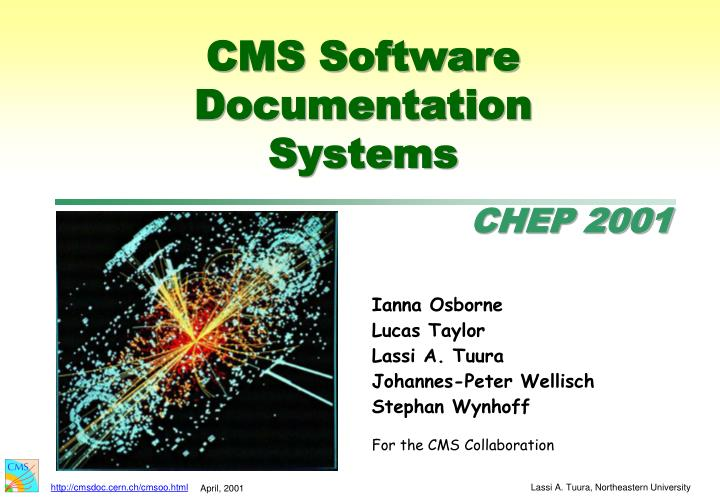 cms software documentation systems n.