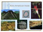 trans american trade