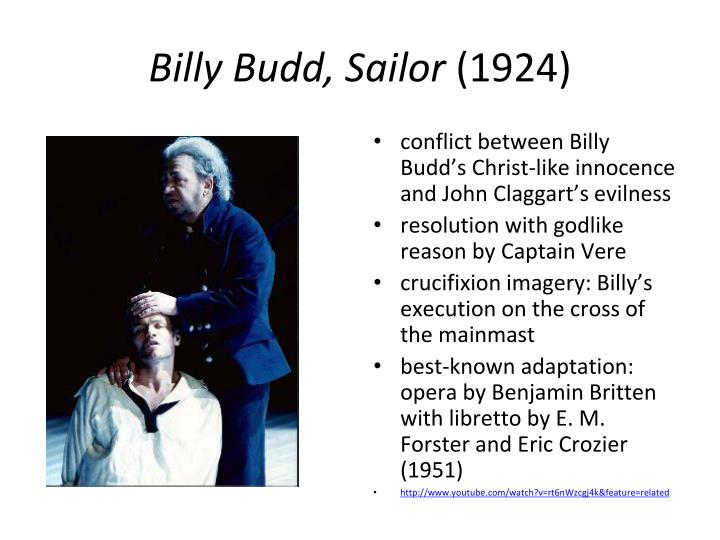 the justification in captain veres execution of billy budd Full text of the pennsylvania magazine of history and biography see other formats.