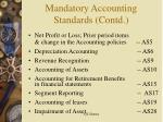 mandatory accounting standards contd1