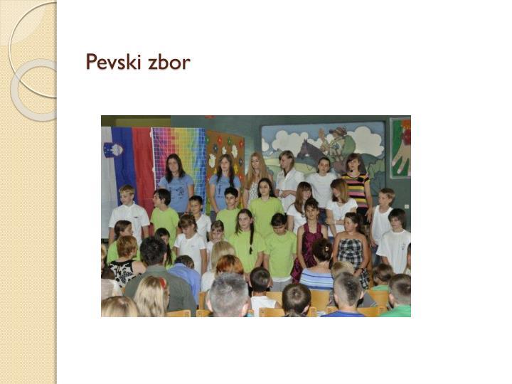 Pevski