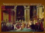 napoleon coronation ceremony