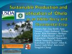 sustainable production and utilization of helo as an edible berry and ornamental crop