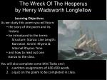 the wreck of the hesperus by henry wadsworth longfellow1