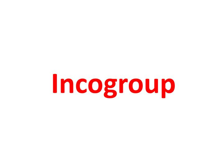 Incogroup