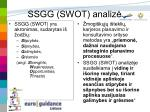 ssgg swot analiz