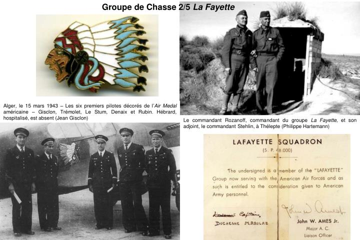 Groupe de Chasse 2/5