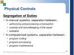 physical controls1