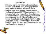polisemi
