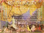 m oda polska