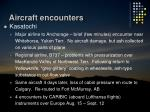aircraft encounters1