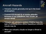 aircraft hazards