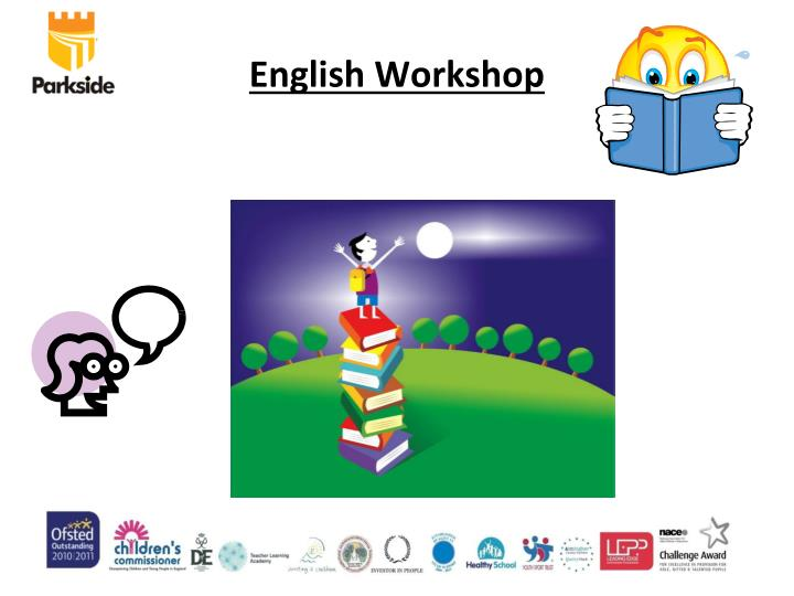 english workshop n.