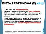 dieta proteinowa 2