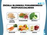 r d a b onnika pokarmowego rozpuszczalnego