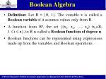 boolean algebra2