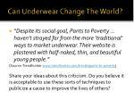 can underwear change the world2
