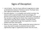 signs of deception2