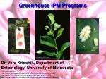 greenhouse ipm programs