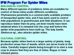 ipm program for spider mites2