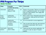 ipm program for thrips15