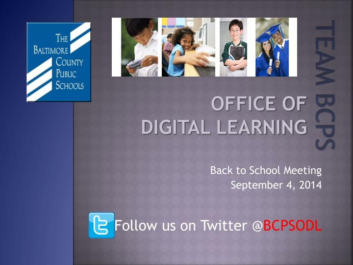 office of digital learning n.