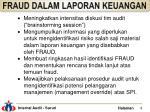 fraud dalam laporan keuangan2