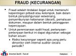fraud kecurangan1