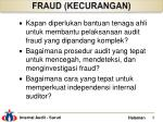 fraud kecurangan3