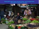 merkezdeki kapal pazar yerinde k yl ler kendi bah elerinden taze sebze ve meyvalar sat yorlar