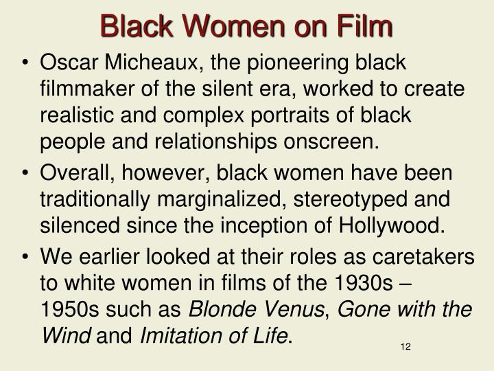 Black Women on Film