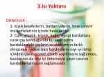 3 is yal t m6