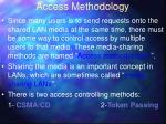 access methodology